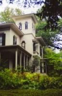Evergreens, Emily Dickinson Museum - Amherst