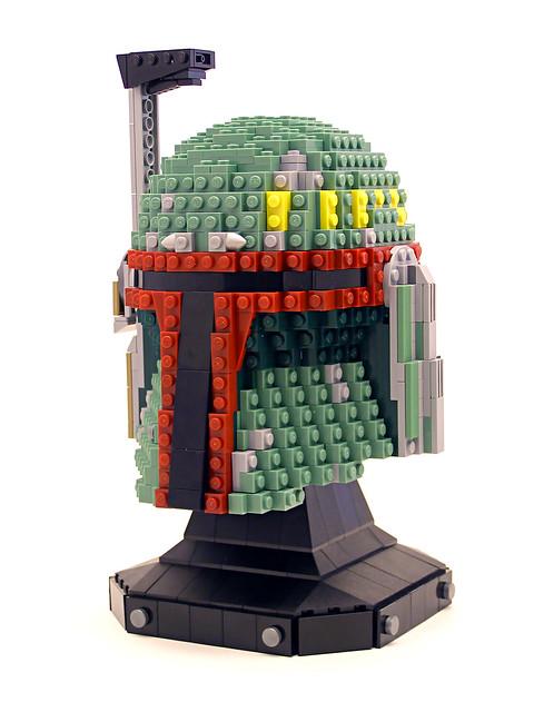 Boba Fett Helmet 01
