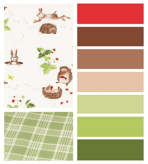 Nursery Colours