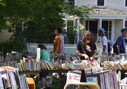 Summer book sale