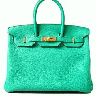 green birkin