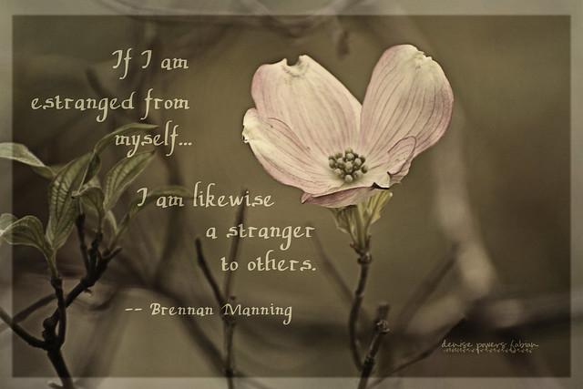 Estrangement of Self