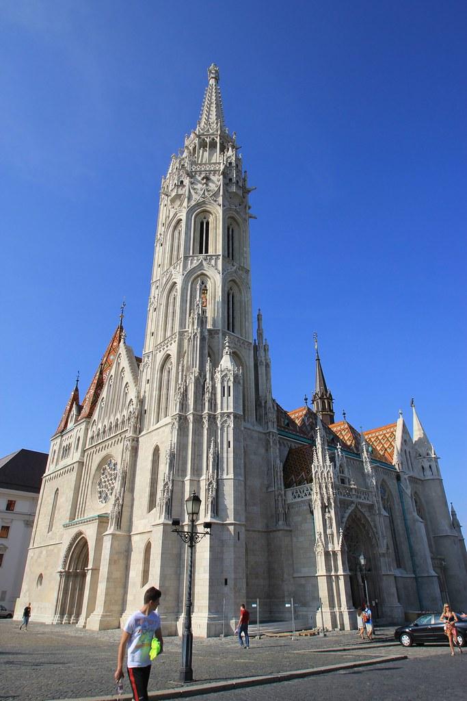 Chuch of St Matthias - Budapest, Hungary