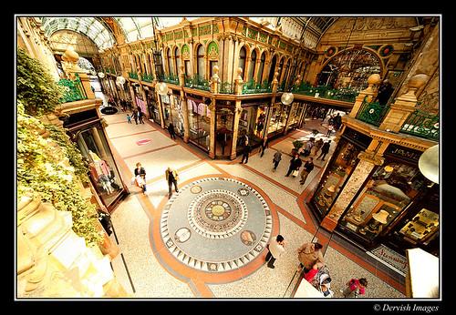 Retail Therapy Walk - Victoria Quarter