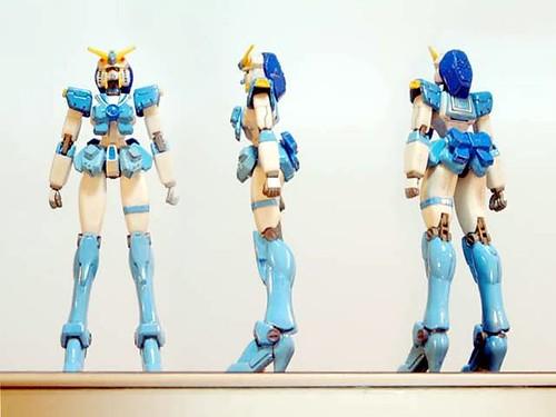 Sailor Moon Gundam PH Mercury1