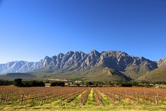 Ceres mountains Western Cape