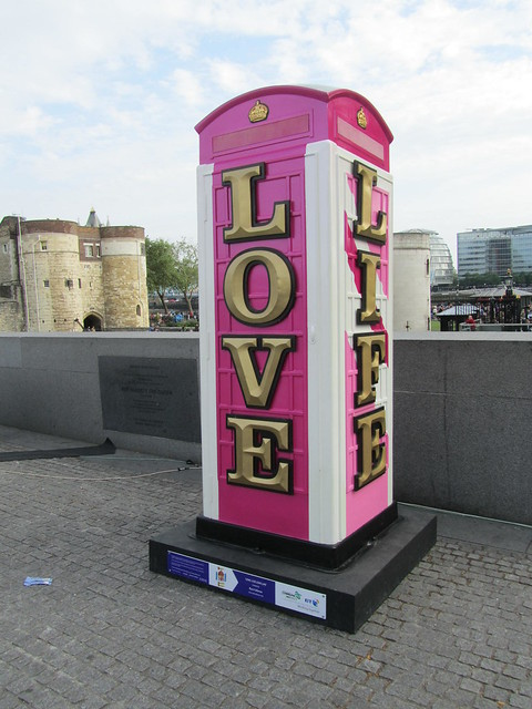 """Long Live Love Life"" by Ryan Callanan (Tower of London)"