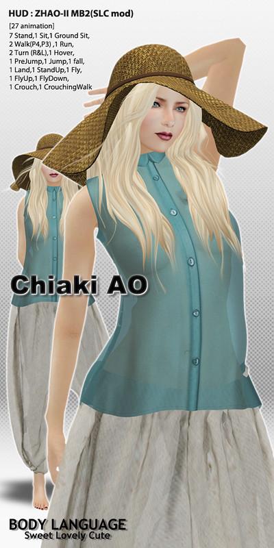 Chiaki AO set