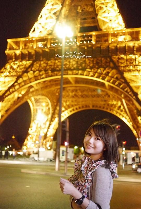 ▌Paris ▌ 與巴黎鐵塔共處的8個小時