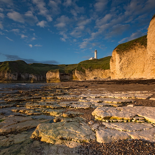 Flamborough Head---Lighthouse