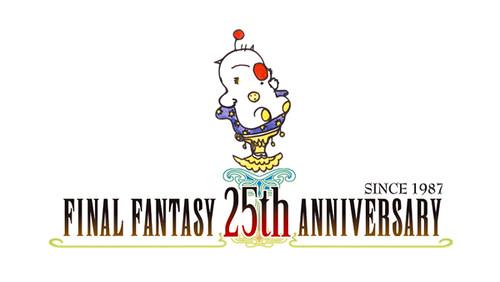 Final Fantasy 25 aniversario