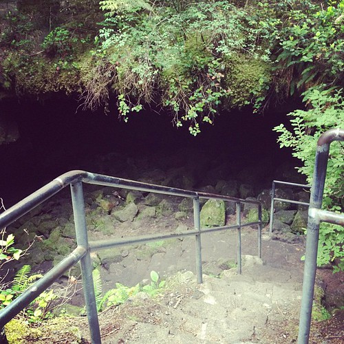 Ape Cave.