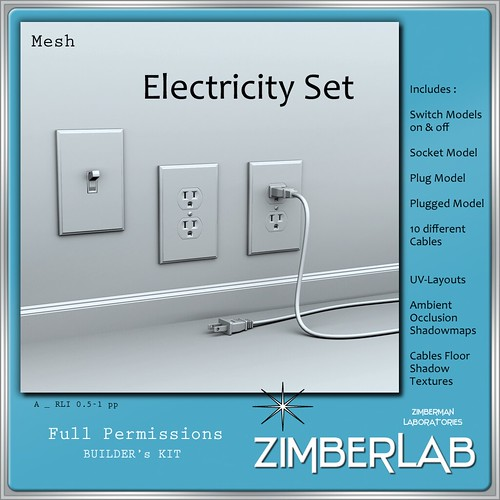 ZimberLab Electricity Set A @ The Deck