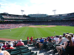 Fenway in summer