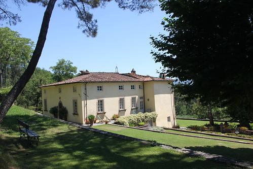 Villa Benvenuti Exterior