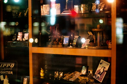 lighter and cigarette shop