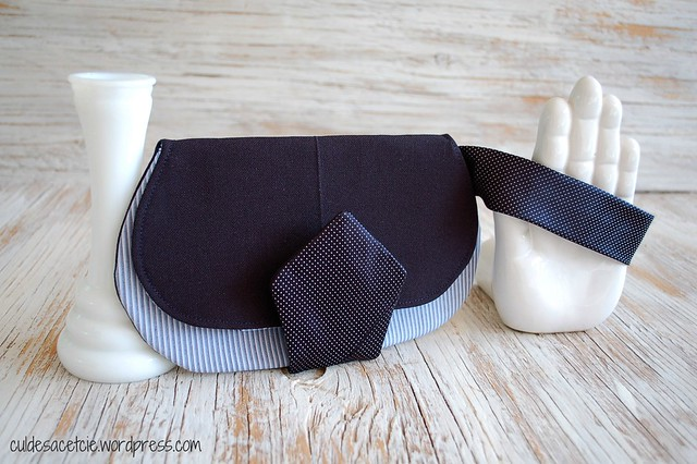 eco-friendly cocktail clutch