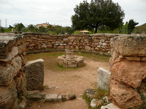 Nuragic Courtyard