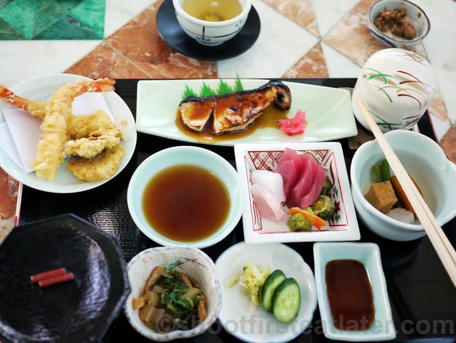 Yurakuen Japanese Restaurant-010