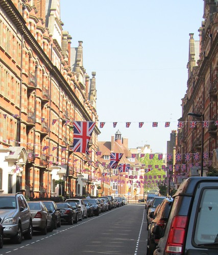 Union flags for the Diamond Jubilee