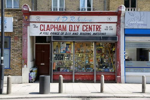 Clapham DIY