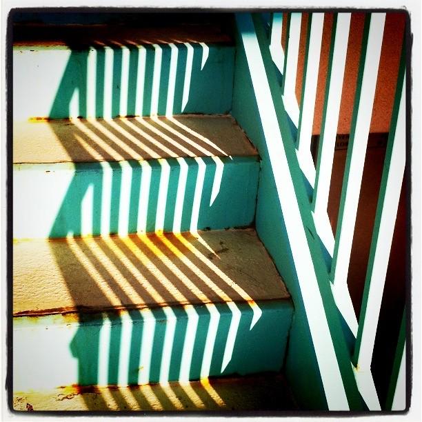 stepping patterns