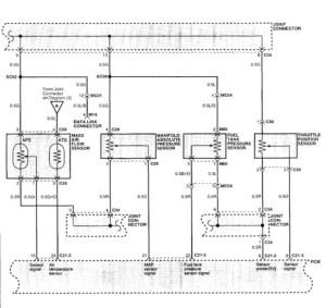 2003 Hyundai Santa Fe 24 Evap Leak, Fuel tank pressure
