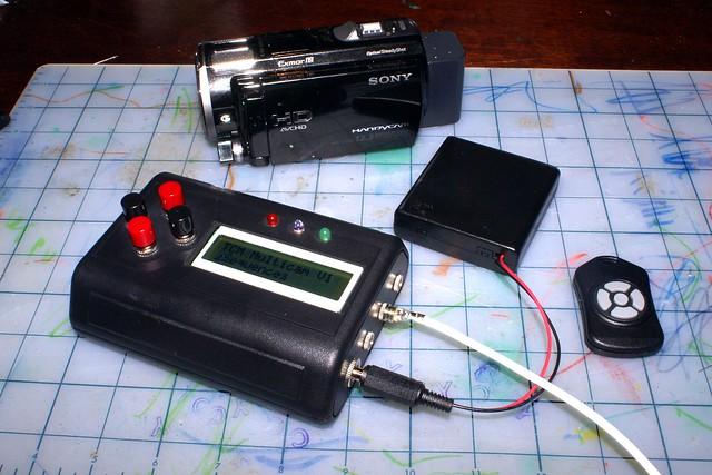 The Camera Machine - Multicam V1