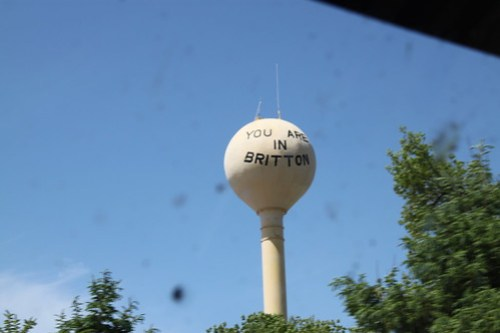Britton, SD