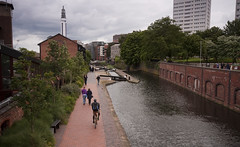 Birmingham and Fazeley Canal