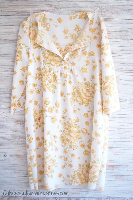 tova tunic, muslin