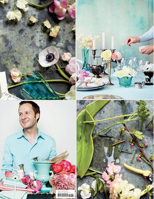 Flower Power & Inspired Weddings By Matthew Robbins
