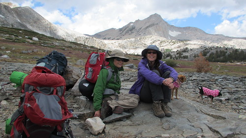 Twenty Lakes Basin