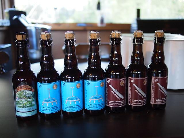 San Francisco Beer Haul 8-26
