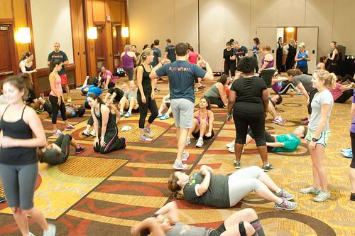 FitBloggin 2012 Day 2 - 9-21-2012
