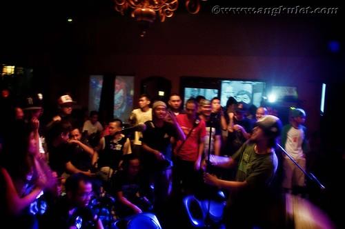 The Chongkeys at B-Side, Makati