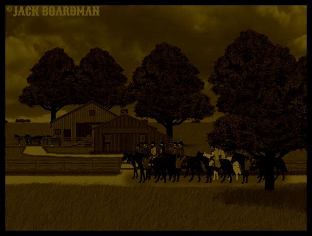 The Wilder horse ranch ©2012 Jack Boardman