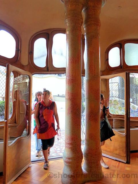 Casa Batlló Gaudi Barcelona-026