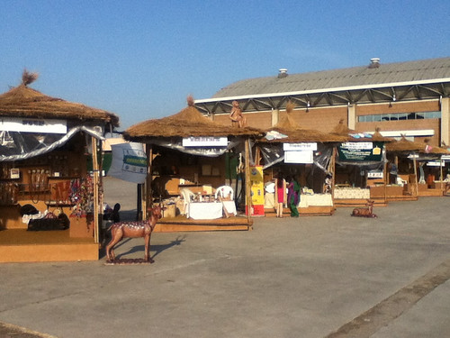 Outside Market at #Cop11