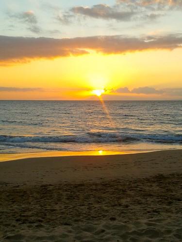 Sunset - Keawakapu Beach