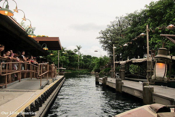 River Jungle Cruise