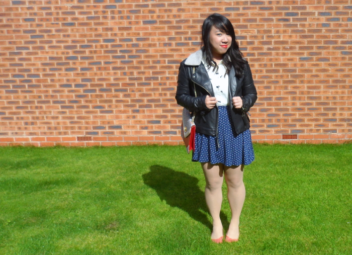 raccoon outfit post