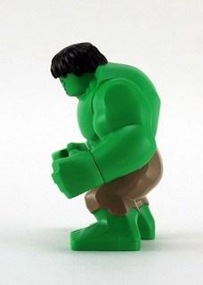 15. Hulk Left