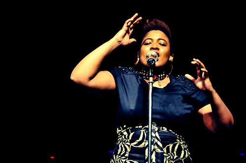 Thandiswa Mazwai by S:P:S