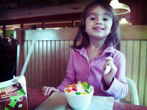 T & yogurt