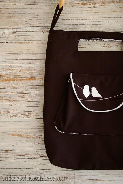 eco-friendly cross body purse