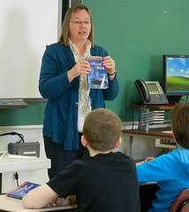 Karen Autio Alberta Author Tour 2012