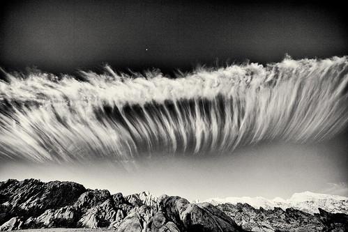 whitney cloud show by david haggard