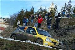 Renault Clio S1600 - Montecarlo 2004