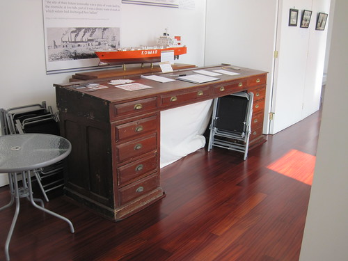 Bolckows Desk